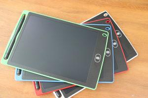 LCD Tablet za djecu Piši-Briši (1 + 1 GRATIS)
