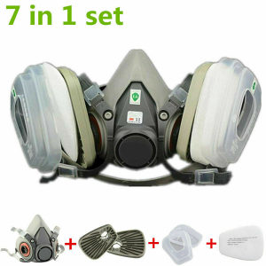3M Respirator maska 7 u 1 Zastitina Maska za stolare