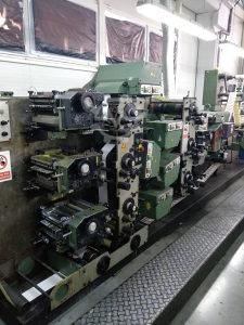 Gallus R-200B Mašina za štampanje etiketa