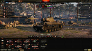 World of Tanks Premium EU Akaunt