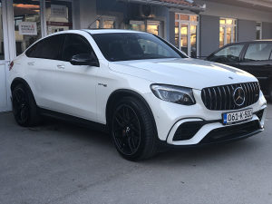 Mercedes Benz GLC COUPE 63 S EDITION1