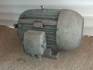 Elektro motor 7.5 kw 1450 o/ min