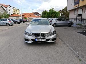 Mercedes-Benz E 200 CDI tek registrovan