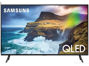 Samsung Smart UHD/4K QLED TV QE55Q70RATXXH