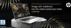 Notebook HP ProBook450 G6