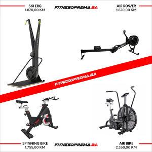 NOVA! - Fitness fitnes oprema cardio oprema