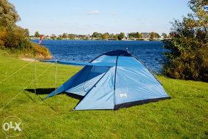 Šator za kampovanje za 3 i više osoba
