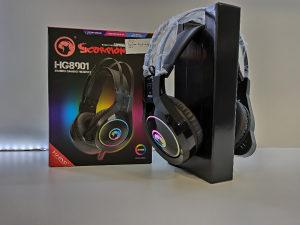 Gaming slusalice Marvo Scorpion HG8901