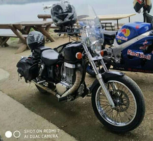 Suzuki 650cc