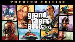 Gta 5 Premium Editon + Online