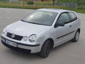 VW Polo 1.2 benzin 2003 god.,reg 01/2021