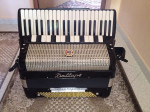 Dallape harmonika