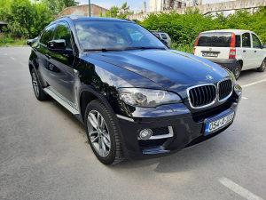 BMW X6  3.0 D-180KW-245KS-AUTOMATIK-F1-8G-2014 GOD.