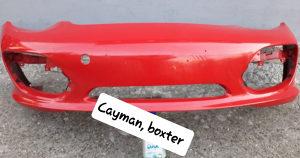 Prednji branik Porsche Boxter, Cayman