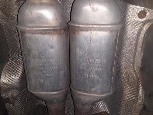 Katalizator mercedes w210 e 320 cdi