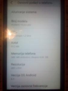 Telefon Huawei Ascend Y530