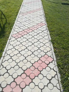 Betonske ploče kocke