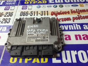 Elektronika motora picaso 1.6hdi 0281012468 9663268380