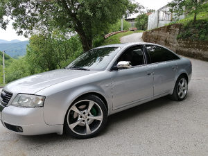 Audi a6 2.4 benzin 2001g.