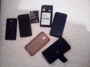 Telefoni,maske djelovi