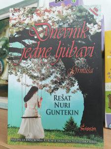 Dnevnik jedne ljubavi Grmusa Resat Nuri Guntekin