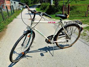 5 bicikala (KTM, Fischer, Active, Ideal, Joddy)