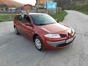 Renault Megane 2007 GOD 1.9 DCI 85KW