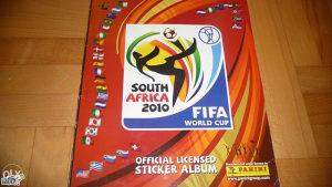 Albumi Panini South Africa 2010 i FootballFan 2010