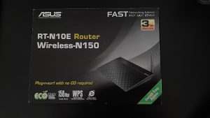 Asus Wirelees Router RT-N10E