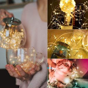 LED svjetla 20 LED vodootporna rasvjeta ukrasne