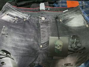 philipp plein hlaće kratke italija jeans