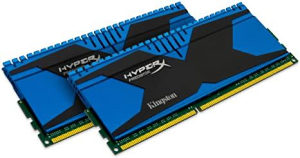 KINGSTON Hyperx Predator DDR3 2x4GB 1866 Mhz