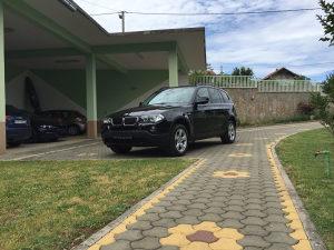 BMW X3 XDRIVE 20D NAVI AUTOMATIK XENON 130 KW 09/2010G