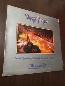Deep Purple - Made in Europa LP