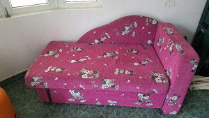 Miki maus dječiji krevet