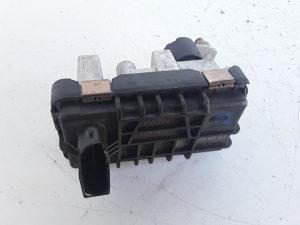 6NW009550 G70 H17 767649 STEL MOTORIC TURBINE Audi Q7