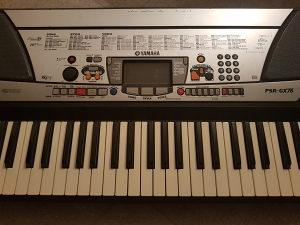 Klavijature yamaha