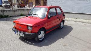 Fiat 126 BIS youngtimer oldtimer
