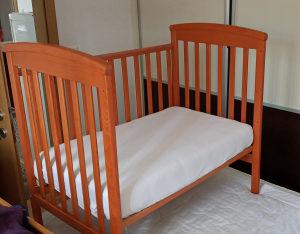Krevetić / krevet za bebe / djecu Gratis ogradica