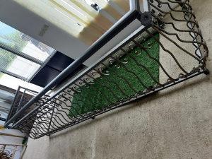 Željezna ograda