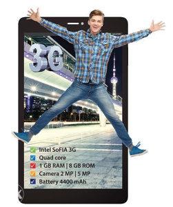 """Tablet Vivax 8"""" TPC-801 3G (3007)"""