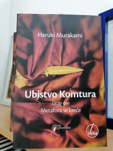 Haruki Murakami Ubistvo Komtura