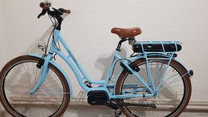 Električni bicikl Feldmeier retro *Novo*