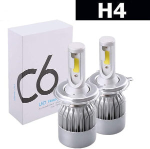 LED sijalice 10800LM 120W Turbo žarulje 6000K
