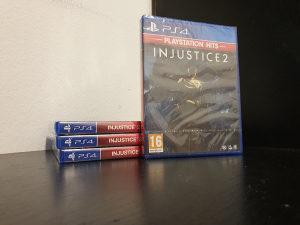 Injustice 2 (PS4 Playstation 4)