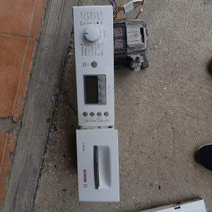 Perilica-susilica bosch dijelovi elektronika,motor.061/