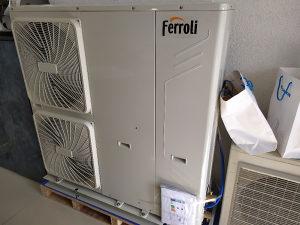TOPLOTNA PUMPA FERROLI 16 kW,INVERTER,Monoblok
