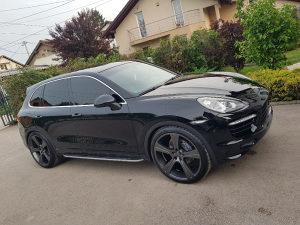 Porsche Cayenne 3.0d TURBO OPTIKA