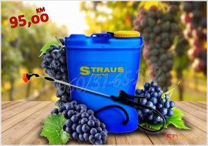 Akumulatorska prskalica Straus Austria