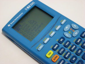 Naučni digiton Texas Instruments Ti-82 STATS